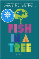 Book Cover Fish in a Tree