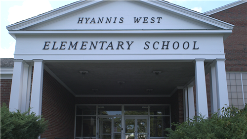 Hyannis West Elementary / Home