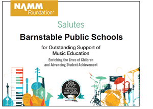 BPS award for supporting music education