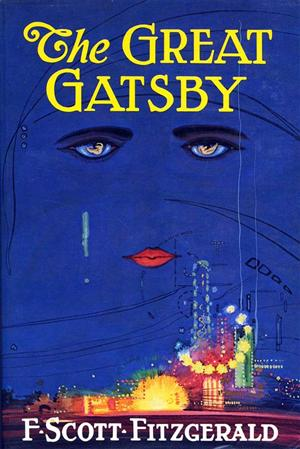 Cover of Fitzgerald's Gatsby
