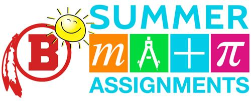 Summer Math Logo