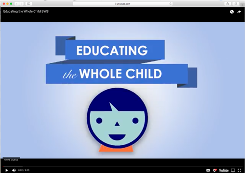 Educating the Whole Child: BWB