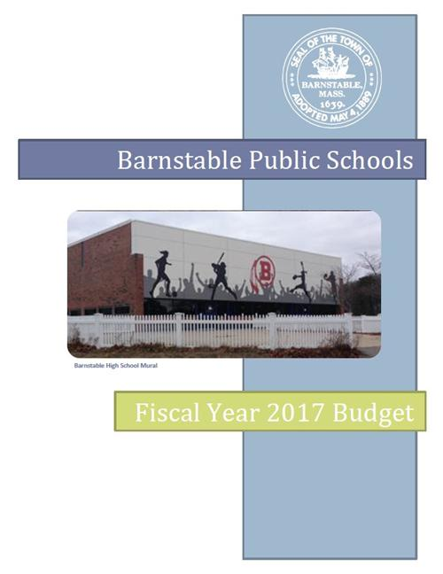 FY'16 Budget Book