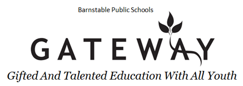 Gateway Logo stands for Gifted and Talented Education With All Youth