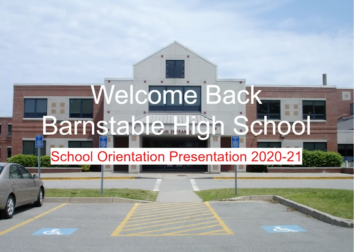 BHS Orientation Video and Slide Deck