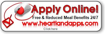 Heartland App button.